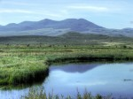 Landscape, scenery, grasslands, lake, Colorado