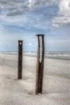 Atlantic, Atlantic beach, Florida, pylons
