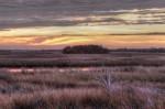 Scenery, landscape, sunset, marsh, Florida